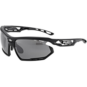 Rudy Project Fotonyk Brille black matte - polar 3fx hdr laser grey